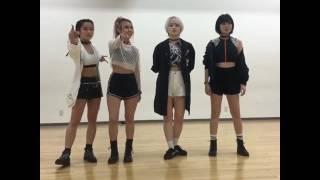 FAKY /『Pretty』(Dance Practice Video)