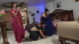 Indian women humilation