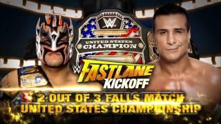 FULL MATCH: Kalisto vs. Alberto Del Rio - WWE Fastlane 2016 Pre-Show