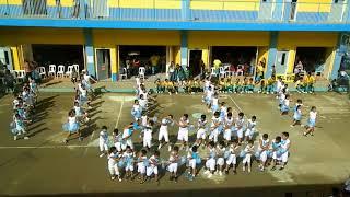 AKSS' Blue Movers Dance Presentation