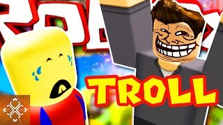 10 Biggest Trolling Moments Caught In Roblox
