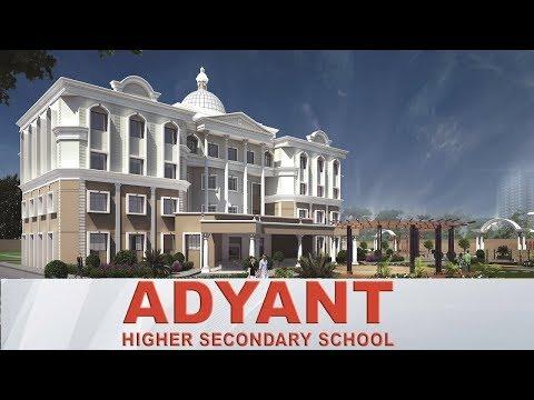 ADYANT HIGHER SECONDARY SCHOOL IN ASSOCIATION WITH AAKASH ODISSA BHUBANESWAR SCHOOL TOUR 2018