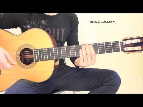 Xxx Mp4 Allegro By Mauro Giuliani Op 50 N 1 Classical Guitar Lesson High Quality 3gp Sex