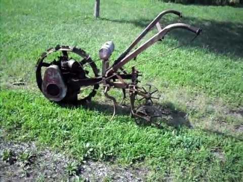 1928 Kinkade Garden Tractor
