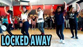 LOCKED AWAY - R. City ft Adam Levine Dance | @MattSteffanina Choreography (Beg/Int)