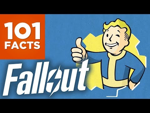 Xxx Mp4 101 Facts About Fallout 3gp Sex