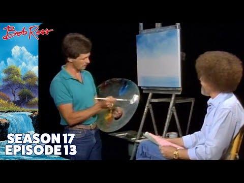 Bob Ross - Mountain Beauty (Season 17 Episode 13)