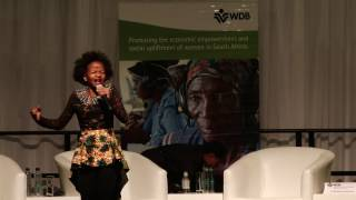 WDB 25th Anniversary Celebratory Dialogue: Botlhale Boikanyo