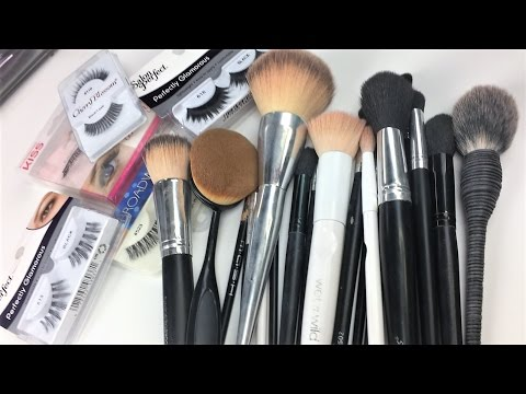 Xxx Mp4 2016 Beauty Favorites Brushes And Lashes 3gp Sex