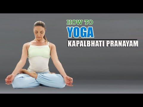 How To Do Yoga Kapalbhati Pranayama for Menstrual Disorders