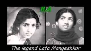 Film Sangeeta 1950 Zara Suno Suno Kya Kahe Nigahein Lata Mangeshkar