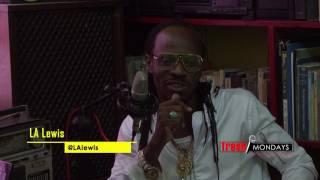 LA Lewis Interview on Reggaeweekly.com (part 1)