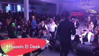 كندا مونتريال 2018 معك عالموت حسين الديك