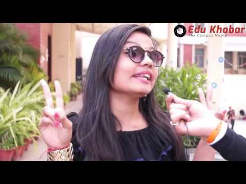 What Girls Feels About Boys in College? - Girls Colleges in Delhi University