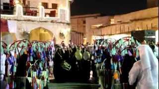 Traditional Qatari Wedding Ceremony