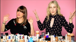 We Tested 100 Drugstore Foundations To Find Our Top 5 | Beauty | Refinery29