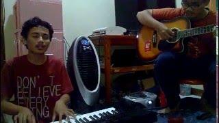 OST AADC2 suara hati seorang kekasih - piano gitar cover