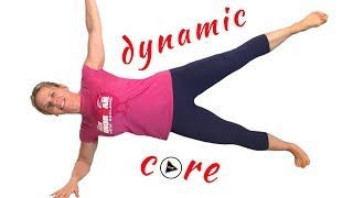35 Minute Dynamic Core Workout | #CORE300