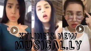 Kyline Alcantara - Latest Musical.ly Compilation | ASTIG