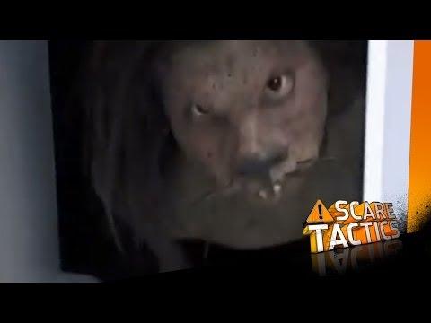 Rat Monster Monsters Scare Tactics