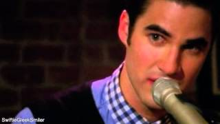 GLEE - Teenage Dream (Acoustic) (Full Performance) (Official Music Video)