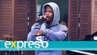 Nasty C performs 'You Ok'