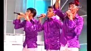 NAM college STARWARS show In Kairali TV