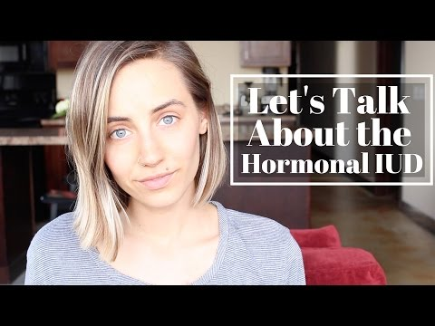 Let's Talk About the Hormonal IUD