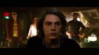 X-Men: Días del Futuro Pasado - Clip EvanPeters/QuickSilver (HD)