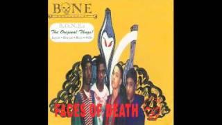 Bone Thugs - 09. Bless Da 40 Oz. - Faces Of Death - Bone Enterprise