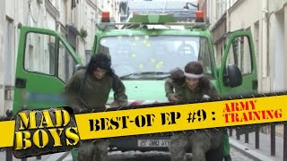 Mad Boys best of Ep #9 Army training