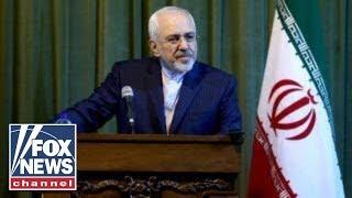 Iran responds to Trump