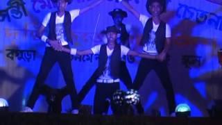 Dance tir hara--- Bogra Cantonment Board High School.