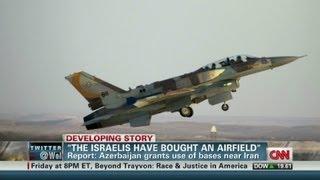 Can Israel use air bases near Iran?