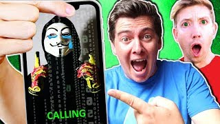 Pranking The Project Zorgo Leader! Funny Prank Calls Expose Project Zorgo! All Episodes