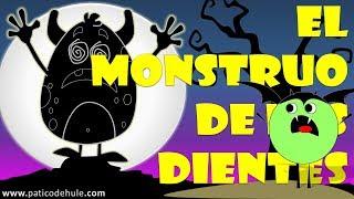 Cuento de Halloween para niños: el monstruo de los dientes - Halloween Temporada 4