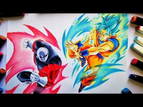 Xxx Mp4 Como Dibujar A GOKU Ssj Blue Vs JIREN Dragon Ball Super How To Draw GOKU Ssj Blue Vs JIREN The Grey 3gp Sex