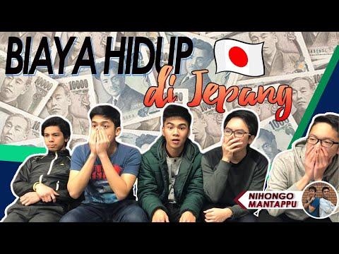 BIAYA HIDUP DI JEPANG (ft. Imam, Aldy, Hiro)