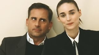 Steve Carrel and Rooney Mara on Chemistry With Cate Blanchett