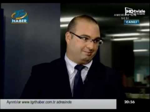 Cenk Sidar VOA/TGRT Interview (08/31/2012)