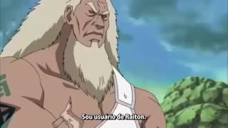 NARUTO SHIPPUDEN LUTA FODA