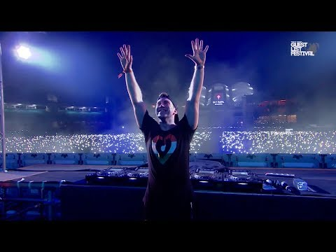 Hardwell Live at World s Biggest Guestlist 2017 India United We Are Guestlist4Good