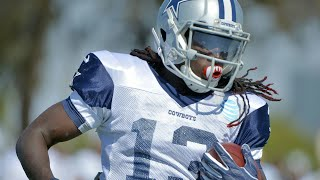 Lucky Whitehead signs with the NY Jets