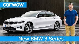 All-new BMW 3 Series 2019 - see why it