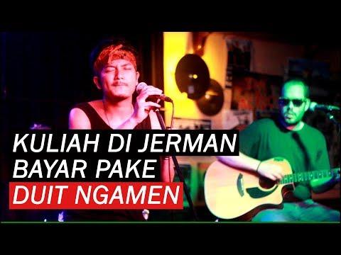 NGAMEN DI JERMAN UNTUK BAYAR UANG KULIAH!!!