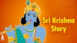 Mythological Stories | Sri Krishna Story | Part 3 | Animated Stories For Kids | Masti Ki Paathshaala