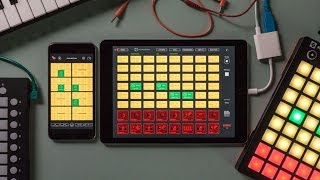 Novation // Launchpad for iOS - V2.0 Realtime Tempo & Ableton Link