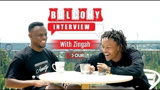 #BalconyInterview: Zingah On Self Evaluation, Industry Politics x Guidance