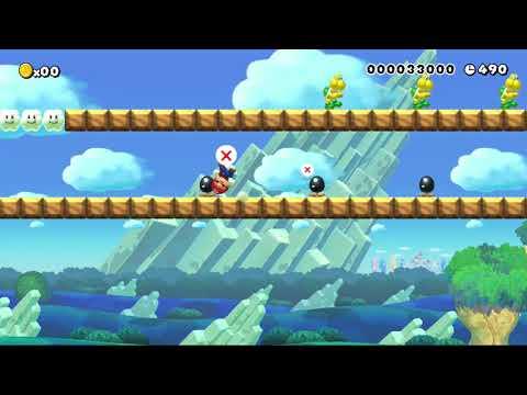Xxx Mp4 EL NIVEL MAS FUACKING IMPOSIBLE Super Mario Maker Ivangamer 73 3gp Sex