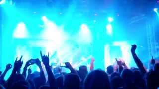Insomnium - Out to The Sea @ live at Moscow 2015